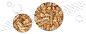 granules de bois pellet